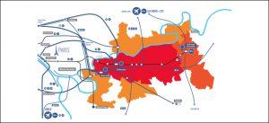 Accessibilité : Transports à Marne-la-Vallée
