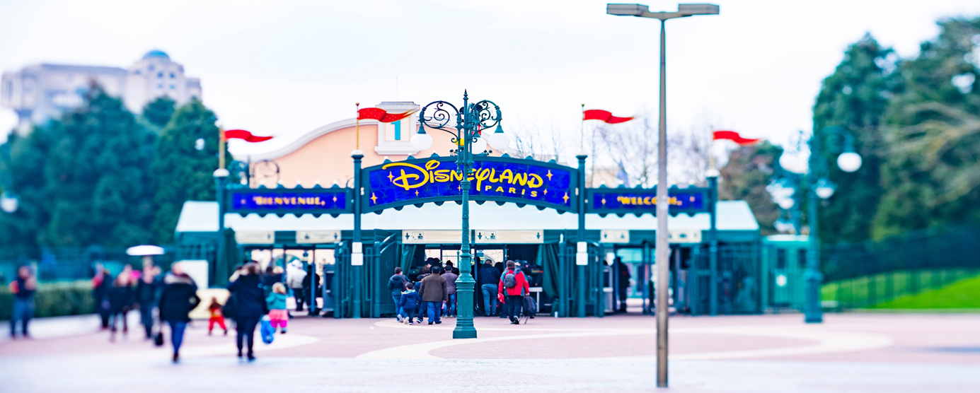 Station touristique Disneyland-Paris, à Marne-la-Vallée
