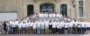 Equipe pluridisciplinaire Epamarne/Epafrance dont le siège social se situe à Noisiel