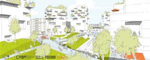 Cité Descartes : projet urbain intégrateur Linkcity