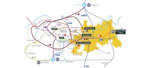 Accessibilité : Transports à Marne-la-Vallée - Grand Paris Express