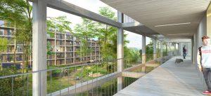 Lotissements résidentiels de la ZAC des Côteaux de la Marne