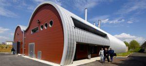 Installation géothermique dans le quartier du Segrais à Lognes