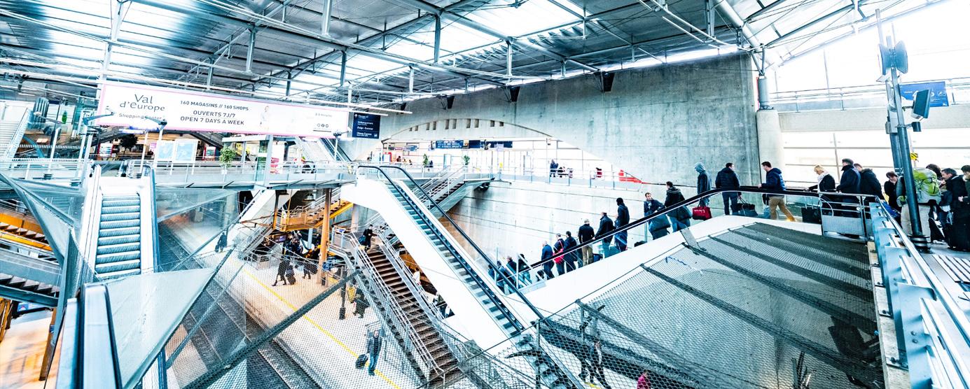 Station touristique du Val d'Europe