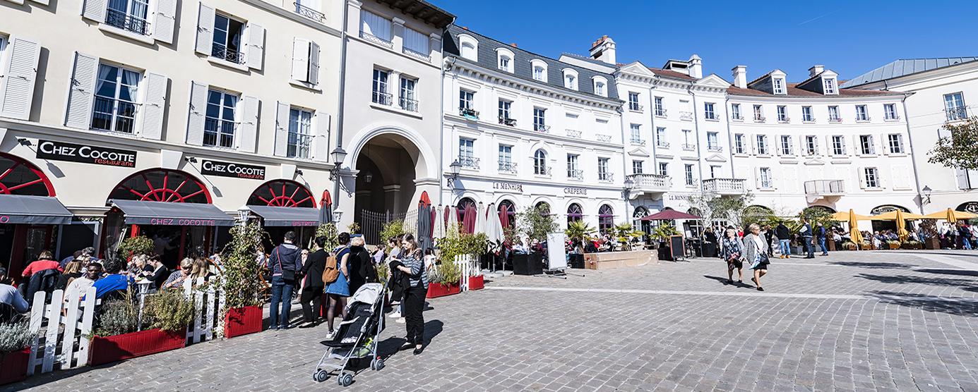 La Place de Toscane