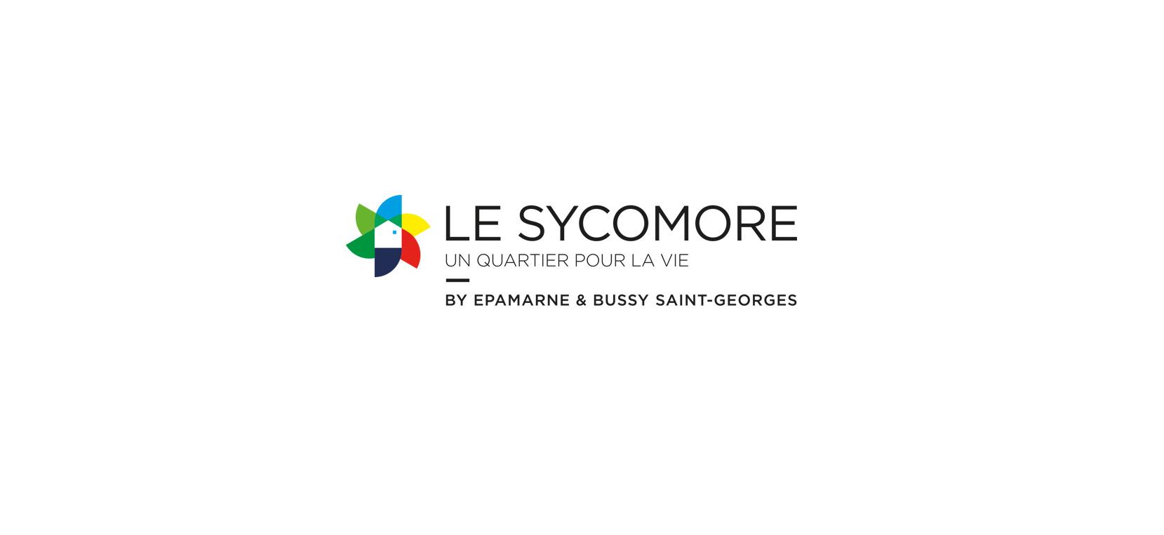 Logo de référence du quartier Le Sycomore