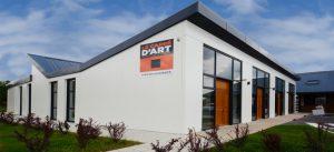 Ateliers d'arts et logements associés à Serris