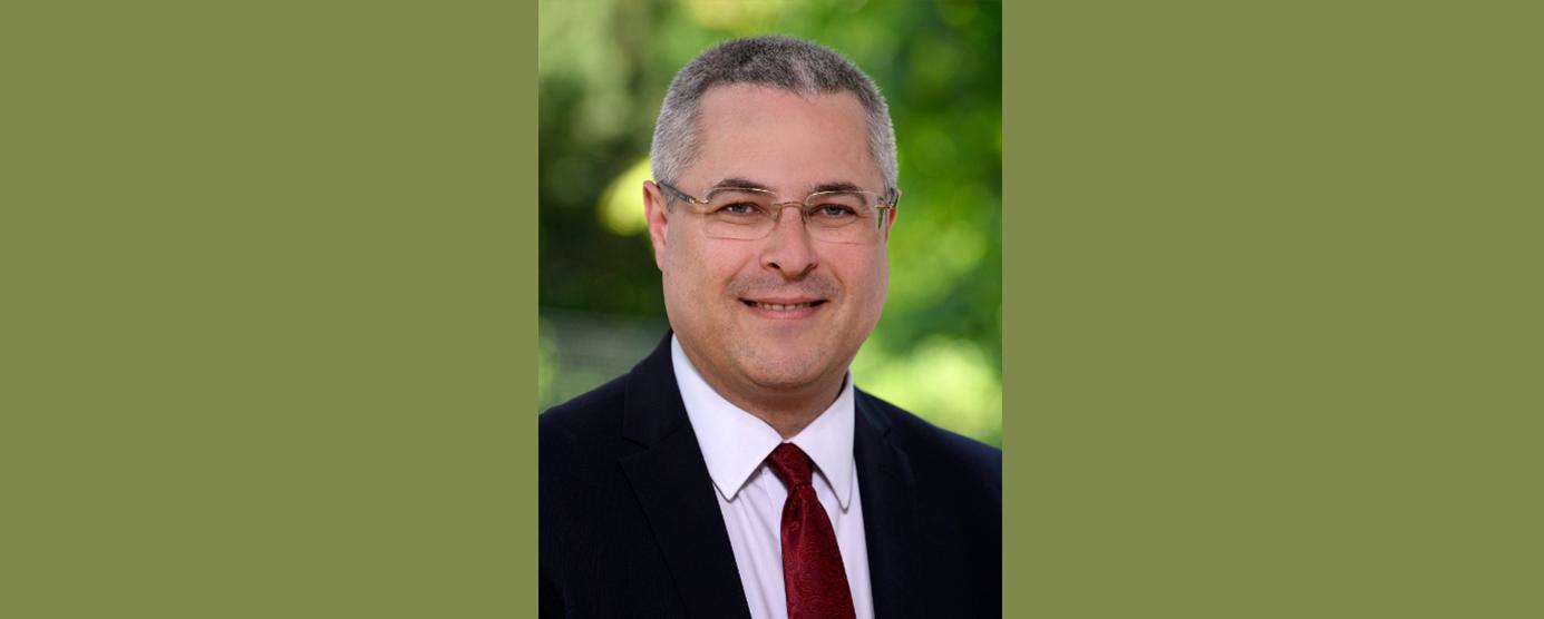 Yann DUBOSC, Président du Conseil d'Administration d'EPAMARNE