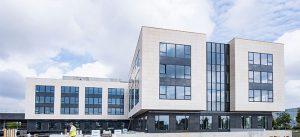 CArré Haussmann, un programme de 38 000 m2 divisibles, dans la ZAC du pré au Chêne