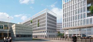 Programme tertaire bureaux et hôtel à la Cité Descartes
