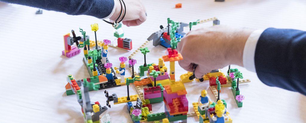 Séminaire d'entreprise les LEGOS EPAMARNE/EPAFRANCE, à Noisiel (siège social EPAMARNE/EPAFRANCE)