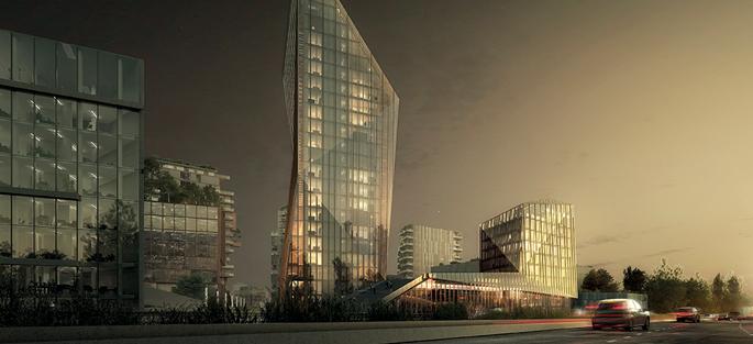 Hôtel Palais des congrès Bal con sur Paris - Marne Europe