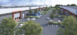 Parc PME-PMI activité et bureaux à Chanteloup-en-Brie
