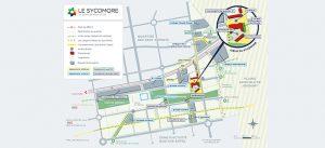 Programmation détaillée du quartier Le Sycomore