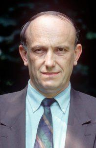 Portrait de Gilles Ricono, 4ème Directeur Général EPMARNE/EPAFRANCE
