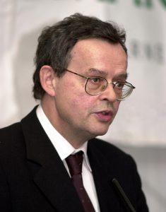 Portrait de Michel Dresh, 5ème Directeur Général EPAMARNE/EPAFRANCE