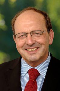 Portrait de Jean-Pierre Weiss, 6ème Directeur Général EPAMARNE/EPAFRANCE