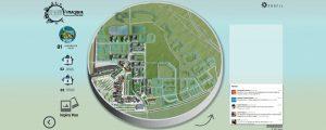 Modélisation du projet Imaginez son parc à Serris