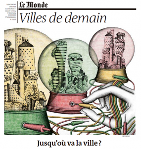 Smart City Métropole du Grand Paris