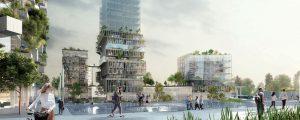 Projet urbain Marne Europe (Abords de la future Gare de Bry - Villiers - Champigny)