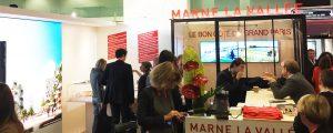 Photographie du stand d'EPAMARNE/EPAFRANCE au salon du SIMI 2017