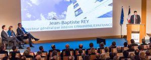 Voeux 2018 EPAMARNE/EPAFRANCE (dont le siège social se trouve à Noisiel) : Discours de Jean-Baptiste Rey, directeur général par intérim