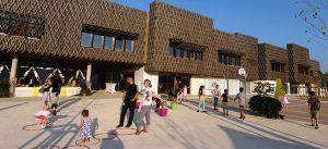 Groupe scolaire Louis de Vion dans l'écoquartier de Montévrain