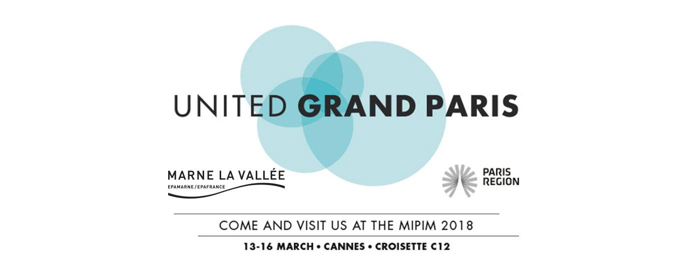 Logo Mipim 2018, le plus grand salon des professionnels de l'immobilier se déroulant à Cannes