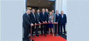 Inauguration du programme de logements Le Majestic en présence de Monsieur le sous-préfet dze Seine-et-Marne, EPAFRANCE, Val d'Europe Agglomération, EuroDisney et Artenova