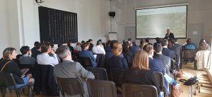 lancement de la consultation Habiter Autrement 2 avec le maire de Bussy Saint-Georges, Yann Dubosc