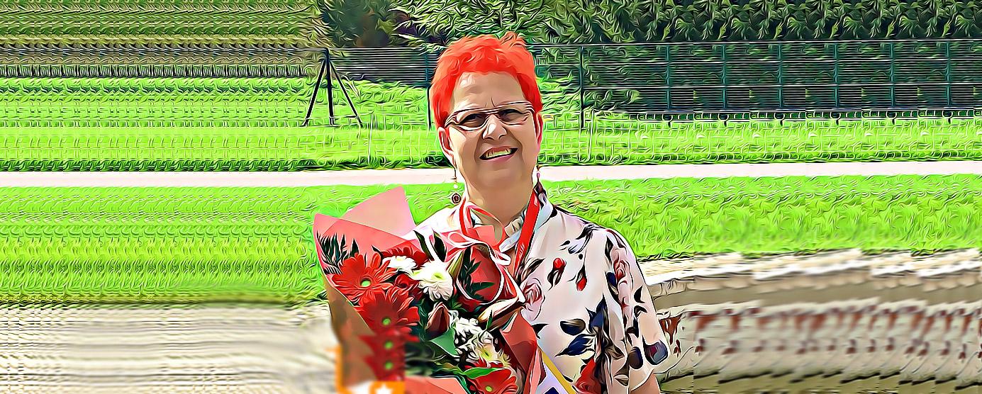 Portrait de Josette Garido, assistante juridique à EPMARNE/EPAFRANCE, à noisiel