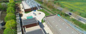 Enedis, gestionnaire du réseau public de distribution d'électricité et RTE, gestionnaire du réseau de transport d'électricité, ont inauguré le nouveau poste électrique de Coupvray, aux côtés de la commune, de Val d'Europe agglomération, d'EPAFRANCE et d'Euro Disney.