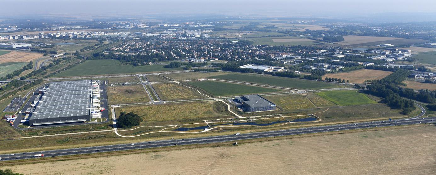 Goodman livrera fin 2019 pour le compte d'une entreprise, leader européen de la logistique, une plateforme de distribution de près de 10 000 m² au Val d'Europe. Cette nouvelle implantation économique créera 200 emplois.