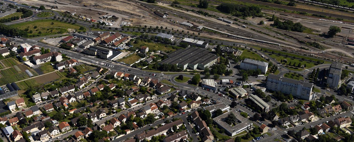 EPAMARNE apporte à Chelles son expertise d'aménageur et d'assemblier partenarial dans le cadre de l'élaboration du projet de transformation urbaine du secteur de Castermant, retenu pour concourir à la seconde édition de l'appel à projets « Inventons la Métropole du Grand Paris ».