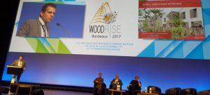 Conférence de Jean-Baptiste Rey, Directeur général adjoint, EPAMARNE/EPAFRANCE à Woodrise
