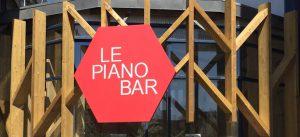 Logo du Piano Bar, la maison du projet de la Cité Descartes à Champs sur Marne