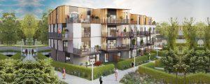 Le projet compte 131 logements dont 16 maisons individuelles et 33 logements sociaux. Central Garden est idéalement situé dans le quartier du Sycomore à Bussy Saint-Georges, à 5 minutes du RER A, juste en face de la Ferme du Génitoy et dans le prolongement du parc du Sycomore. Il affiche une ambition forte en faveur de la nature en ville, afin qu'il soit tant un lieu de respiration que d'intensité.