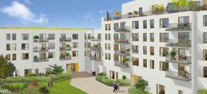 Avant-Projet : résidences Les Balcons d'Helios dans le Quartier du Luzard