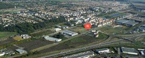 EPAMARNE lance une consultation à destination des opérateurs immobiliers pour le développement d'un programme de 124 logements à Bussy Saint-Georges.