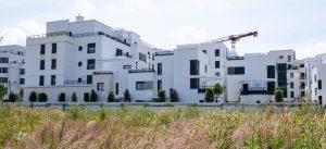 Le Madison, immeuble de logements dans le quartier des Studios