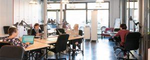 Le Cowork de Bussy, espace de travail collaboratif.